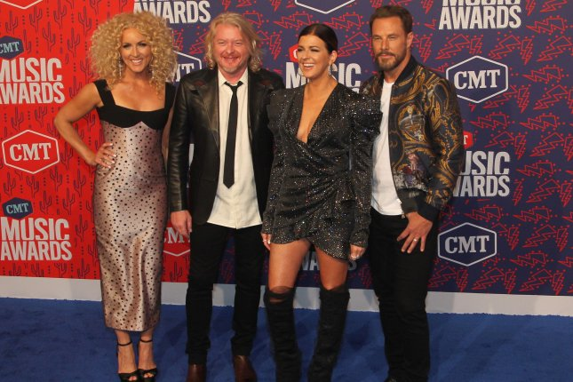 Little Big Town has announced a new album with an accompanying tour and released a new single titled Over Drinking. File Photo by John Sommers II/UPI