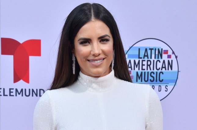 Actress Gaby Espino will host the 2020 Billboard Latin Music Awards, which take place Wednesday at 8 p.m. EDT. File Photo by Jim Ruymen/UPI