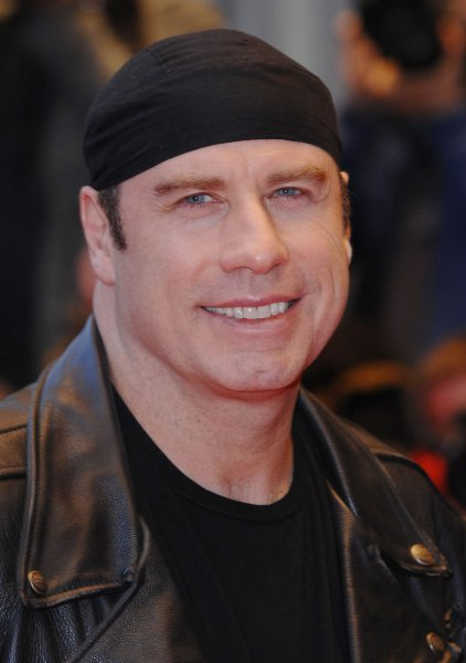 American actor John Travolta attends the premiere of Wild Hogs at Odeon West End, Leicester Square in London on March 28, 2007. (UPI Photo/Rune Hellestad)