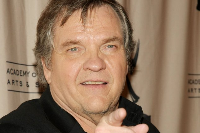 Meat Loaf arrives for the An Evening with the Celebrity Apprentice presented by the Academy of Television Arts and Science on April 26, 2011 in New York City. File Photo by Monika Graff/UPI