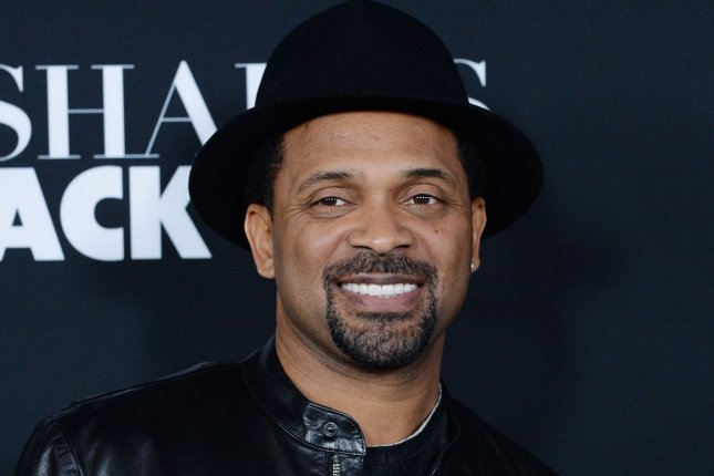 Uncle Buck star Mike Epps attending the premiere of Fifty Shades of Black on January 26, 2016. Uncle Buck has been canceled at ABC after one season. File Photo by Jim Ruymen/UPI