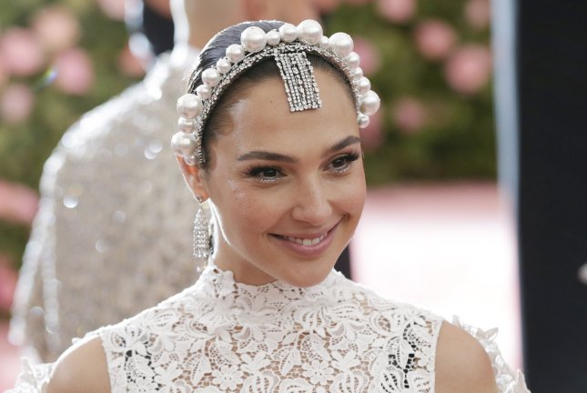 Actress Gal Gadot is to play the lead in a Showtime limited series about actress and inventor Heddy Lamarr. File Photo by John Angelillo/UPI