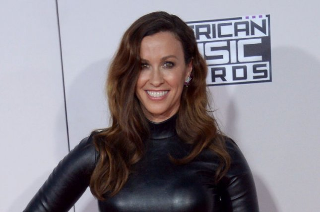 Alanis Morissette is a featured artist in HBO's next round of Music Box documentaries along with DMX, Kenny G, Juice WRLD and Robert Stigwood. File Photo by Jim Ruymen/UPI