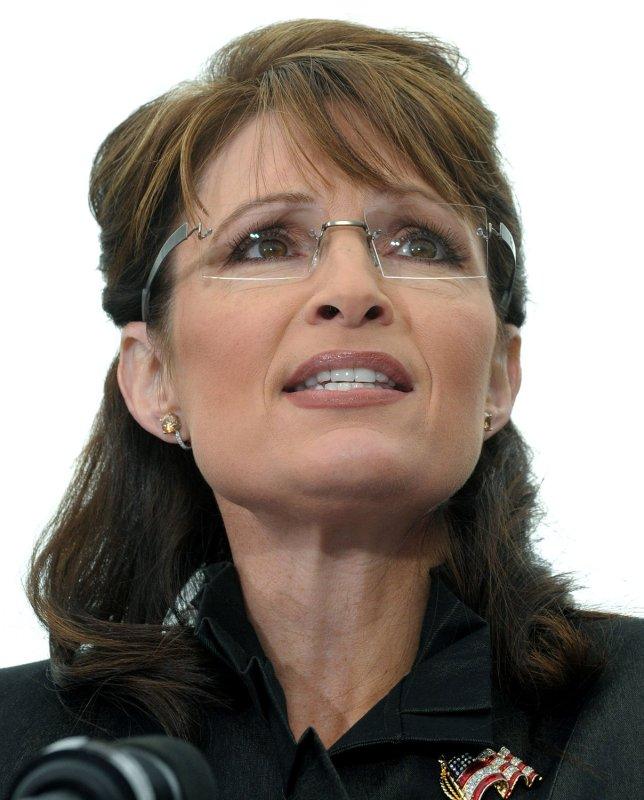 Republican Alaska Governor Sarah Palin. (UPI Photo/Roger L. Wollenberg/FILE)