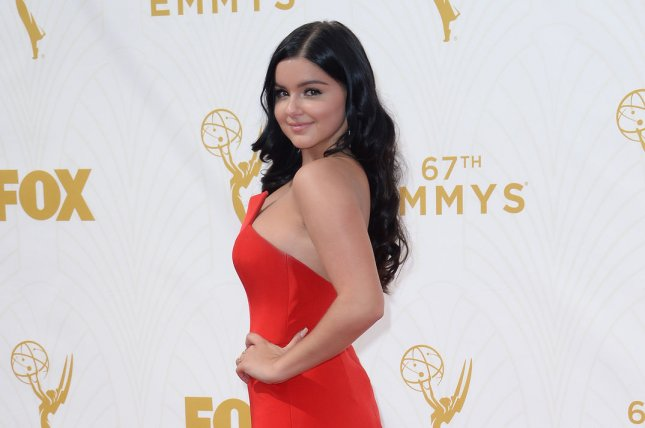 Modern family ariel winter bikini can find