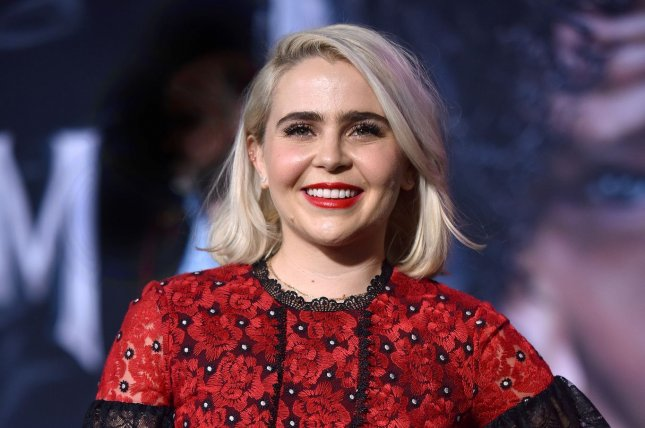 Actress Mae Whitman is set to return for a third season of NBC's Good Girls. File Photo by Chris Chew/UPI