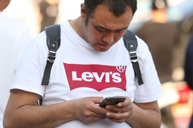 Nearly 170,000 previously unsent messages were abruptly delivered Thursday. File Photo by Stephen Shaver/UPI