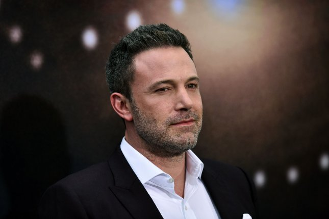 Ben Affleck's The Last Duel will open exclusively in theaters on Oct. 15. File Photo by Chris Chew/UPI