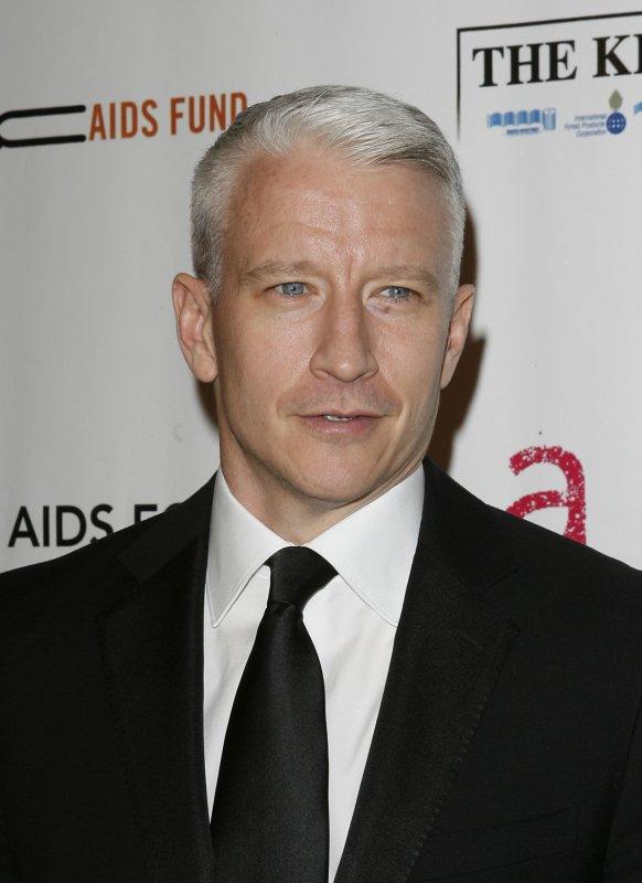 Anderson Cooper arrives at An Enduring Vision Elton John Aids Foundation Benefit at Cipriani in New York City on November 16, 2009. UPI/John Angelillo .