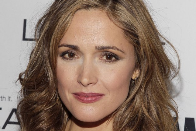 Actress Rose Byrne is now appearing in the big-screen comedy Neighbors. UPI/John Angelillo