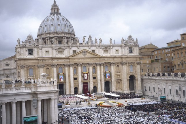 Vatican recognizes association of exorcists, an important move from the Catholic Church. UPI/Stefano Spaziani
