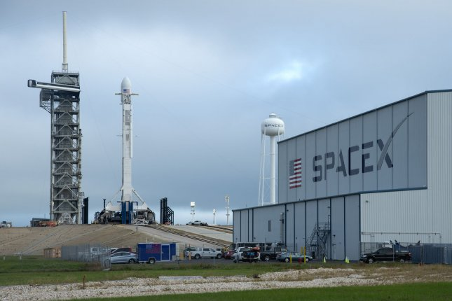 Elon Musk's SpaceX is one of the aerospace companies in Central Florida bolstering the economy along what locals call the Space Coast. Photo by Joe Marino/UPI