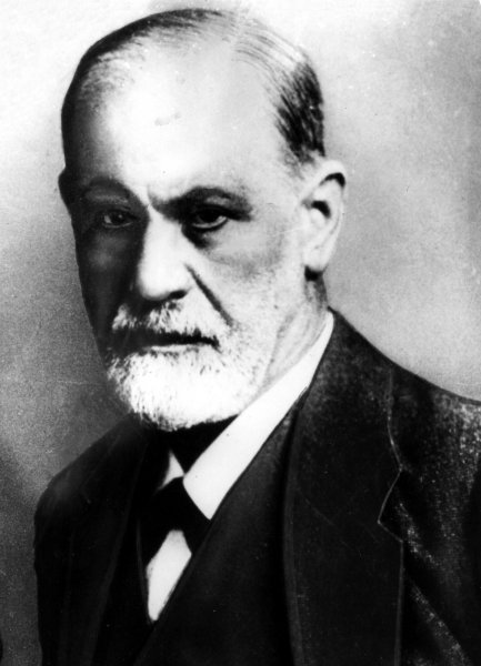 Sigmund Freud, the founder of psychoanalysis is seen here in this undated photo.