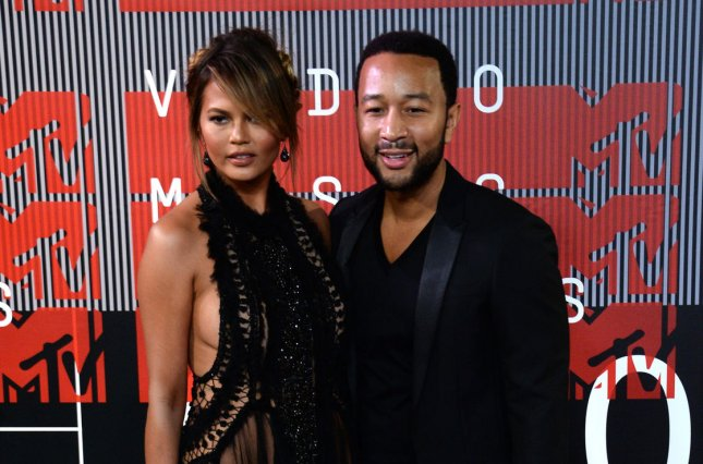 on the red carpet for the 32nd annual mtv video music awards on august 30 2015 legend recently suprised teigen with a special gift for christmas - A Dream For Christmas