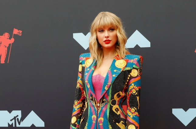 Taylor Swift is joining The Voice as a Season 17 Mega Mentor. Photo by John Angelillo/UPI