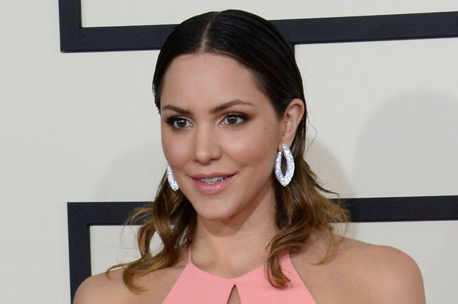 Katharine McPhee shared a new photo with boyfriend Elyes Gabel in honor of the actor's birthday. File photo by Jim Ruymen/UPI