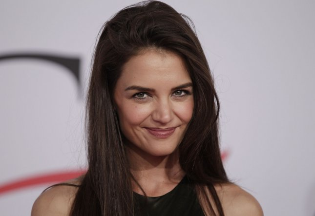 Katie Holmes at the CFDA Fashion Awards on June 1. The actress discussed motherhood in a recent interview. File Photo by John Angelillo/UPI