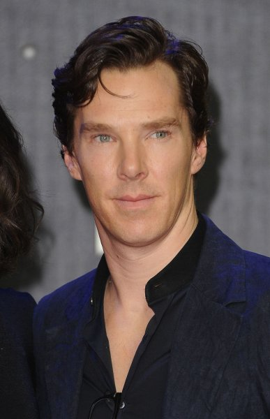 "Benedict Cumberbatch attends the European premiere of ""Star Wars: The Force Awakens"" in London on December 16, 2015. File Photo by Paul Treadway/ UPI"