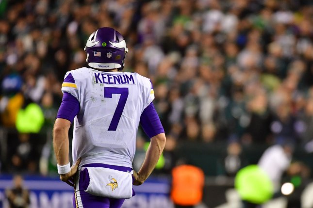 Mike Zimmer: We're gonna work through the process at quarterback
