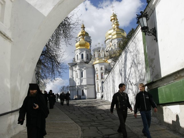 Divisive activity in Ukraine's orthodox church community linked to politics