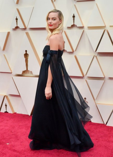 Margot Robbie arrives for the 92nd annual Academy Awards at the Dolby Theatre in the Hollywood section of Los Angeles on February 9. The actor turns 30 on July 2. File Photo by Jim Ruymen/UPI