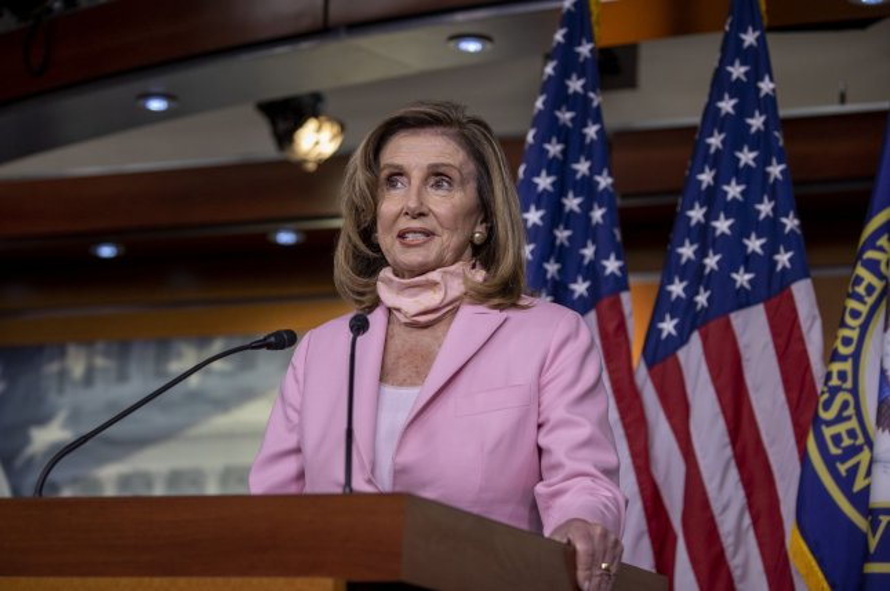 Pelosi: House Democrats unified in demands for COVID-19 stimulus bill