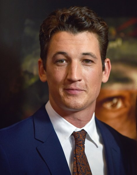 Miles Teller stars as The Godfather producer Albert Ruddy in The Offer. File Photo by Christine Chew/UPI