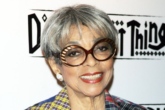 Ruby Dee arrives for the special screening celebrating the 20th Anniversary of Do The Right Thing at the DGA Theater in New York on June 29, 2009. (UPI Photo/Laura Cavanaugh)