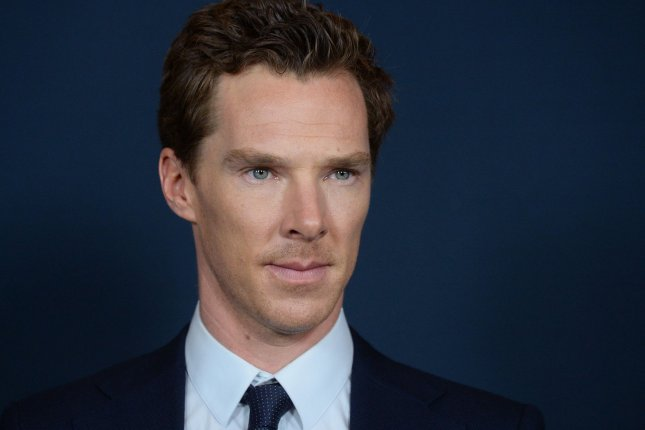 Benedict Cumberbatch attends the premiere of the biographical motion picture war drama The Imitation Game at the Directors Guild of America (DGA) in Los Angeles on November 10, 2014. Storyline: English mathematician and logician, Alan Turing (Cumberbatch), helps crack the Enigma code in a nail-biting race against time during the darkest days of World War II. UPI/Jim Ruymen