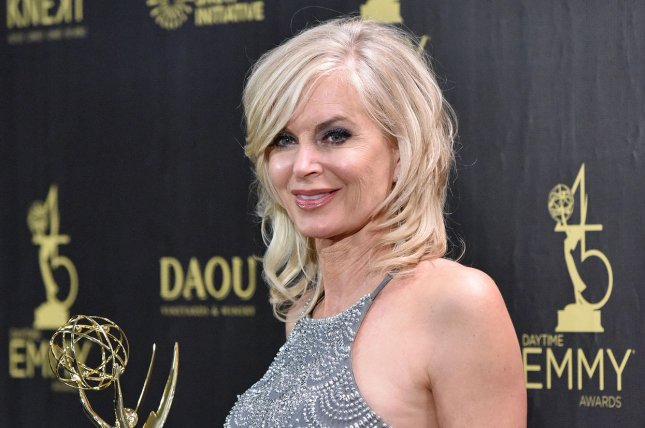 Eileen Davidson, who plays Kristen DiMera on Days of Our Lives, will appear in the spinoff series Days of Our Lives: Beyond Salem. File Photo by Christine Chew/UPI