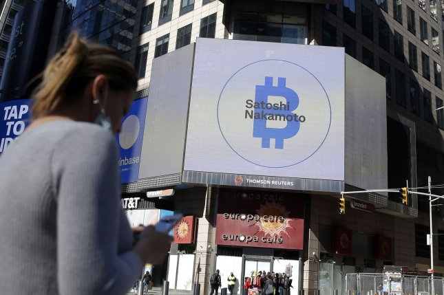Twitter announced it will allow users to tip content creators with bitcoin using the Strike app. File Photo by John Angelillo/UPI