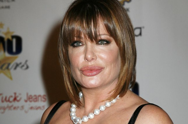 Kelly LeBrock. (UPI Photo/David Silpa)