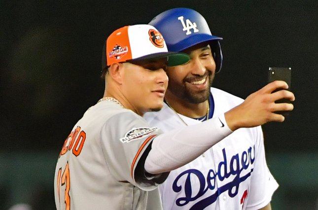 Orioles send Manny Machado to Dodgers for five-player package