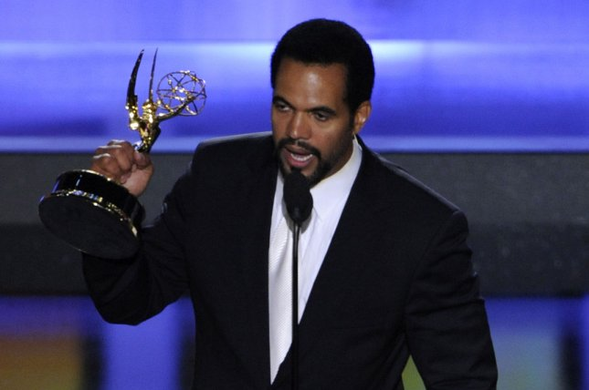 Kristoff St. John was found dead Sunday at his home in the San Fernando Valley. He won a Daytime Emmy in 2008 for outstanding supporting actor in a drama series for The Young and the Restless. It was his second Emmy. File Photo by Jim Ruymen/UPI