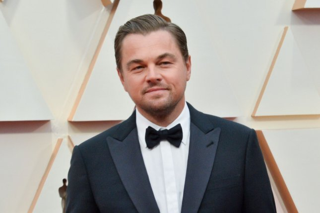 Leonardo DiCaprio has begin filming Killers of the Flower Moon in Oklahoma. File Photo by Jim Ruymen/UPI