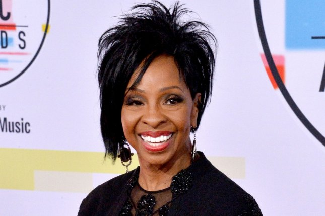 Gladys Knight will be seen performing on Sunday's PBS broadcast of the National Memorial Day Concert. File Photo by Jim Ruymen/UPI