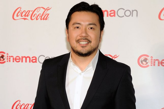 Director Justin Lin arrives at the CinemaCon awards ceremony on April 18, 2013. Lin is in talks to direct a Space Jam sequel starring LeBron James. File Photo by David Becker/UPI