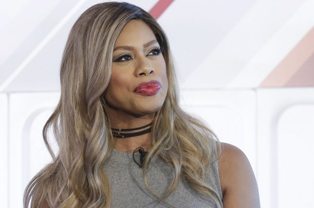 Doubt star Laverne Cox speaks at the 4th annual Forbes Women's Summit at Pier 60 Chelsea Piers in New York City on May 12, 2016. Photo by John Angelillo/UPI