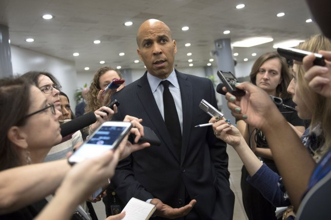 New Jersey Democratic Sen. Cory Booker launches 2020 bid