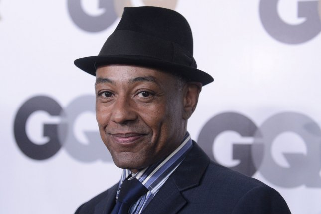 Giancarlo Esposito attends the 2012 GQ Men of the Year party on November 13, 2012. Esposito reprises his Breaking Bad role as Gus Fring in a new teaser trailer for Better Call Saul. File Photo by Phil McCarten/UPI
