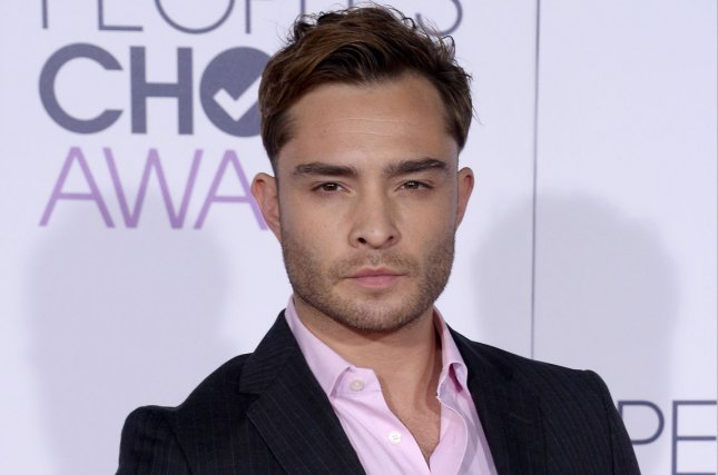 Ed Westwick has been accused of rape by an actress for the second time. File Photo by Jim Ruymen/UPI
