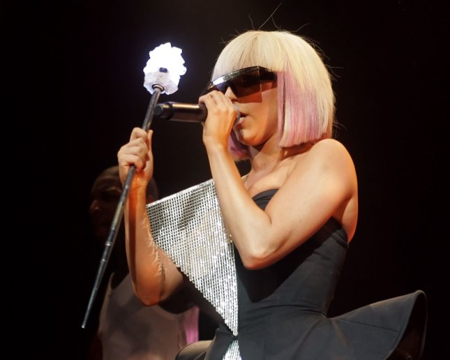 Lady Gaga performs in concert to a sold out crowd at San Diego's House of Blues on March 12, 2009, kicking off her U.S. Fame Ball tour. (UPI Photo/Roger Williams)