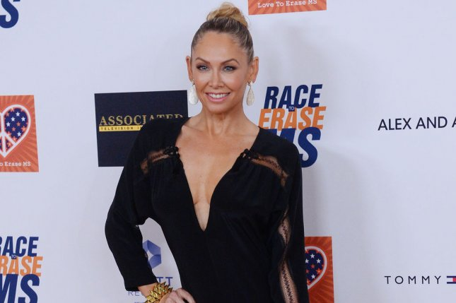Actress Kym Johnson attends the 22nd annual Race To Erase MS gala at the Hyatt Regency Century Plaza in the Century City section of Los Angeles on April 24, 2015. Photo by Jim Ruymen/UPI