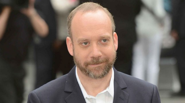 American actor Paul Giamatti attends the European Premiere of Rock Of Ages. Giamatti is set to appear in the season finale of Downton Abbey. UPI/Paul Treadway
