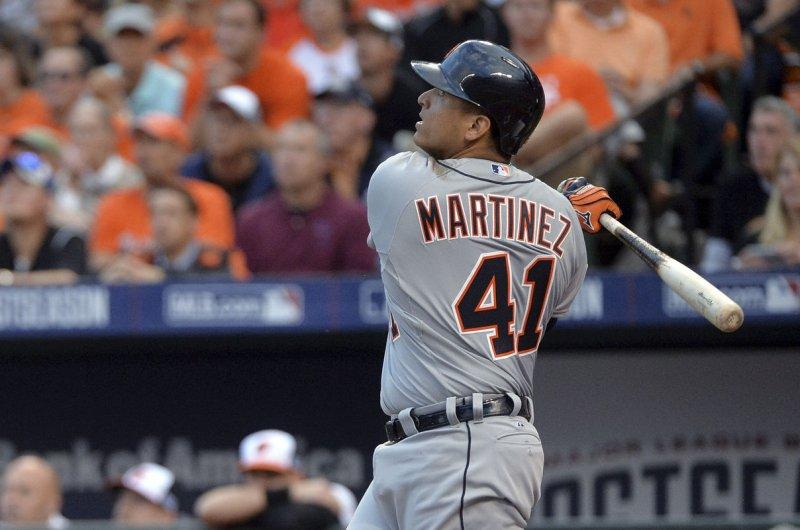 super popular 6f7eb 2cd02 Victor, J.D. Martinez home runs lead Detroit Tigers over ...