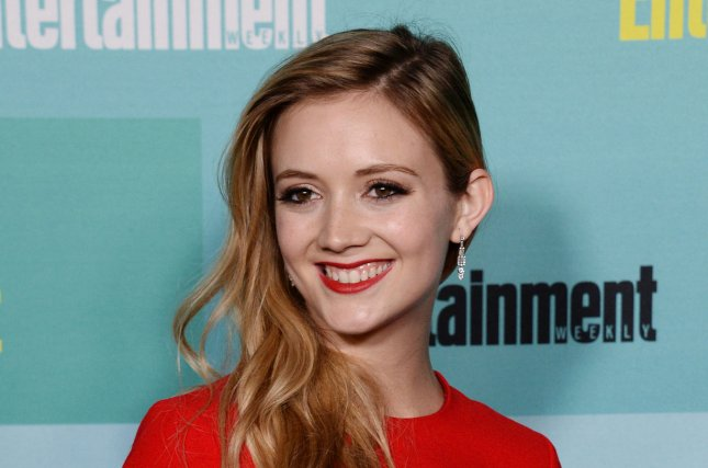 Billie Lourd attends Entertainment Weekly's Comic-Con closing night celebration party on July 11, 2015. Lourd is no longer dating actor Taylor Lautner. File Photo by Jim Ruymen/UPI