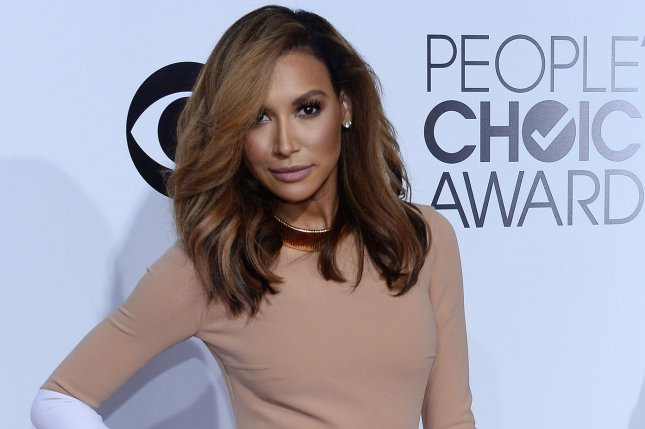 Naya Rivera attends The 40th Annual People's Choice Awards on January 2014. A number of Glee stars, including Kevin McHale and Jenna Ushkowitz, paid homage to Rivera following her death. File Photo by Jim Ruymen/UPI