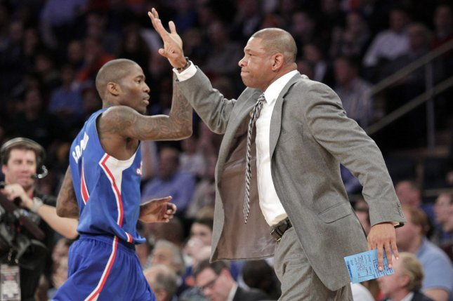 Jamal Crawford started hitting shots. The result was a solid second-half performance by Crawford that sparked the Los Angeles Clippers' offense and allowed them to blow past the Boston Celtics 116-102 on Monday night. File Photo by John Angelillo/UPI