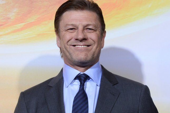 Cast member Sean Bean attends the premiere of the sci-fi motion picture Jupiter Ascending in Los Angeles on February 2, 2015. The actor began work on Season 2 of The Frankenstein Chronicles this week. File Photo by Jim Ruymen/UPI