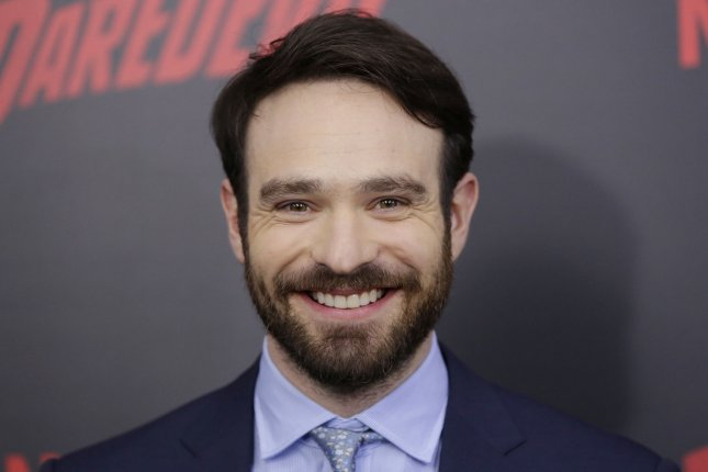 Charlie Cox arrives on the red carpet at the Daredevil Season 2 premiere on March 10, 2016 in New York City. The actor will play Daredevil in The Defenders on Netflix this summer. File Photo by John Angelillo/UPI